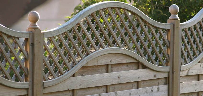 Brilliant Tips For Small Garden Fencing Challenge