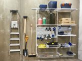 Organised shed